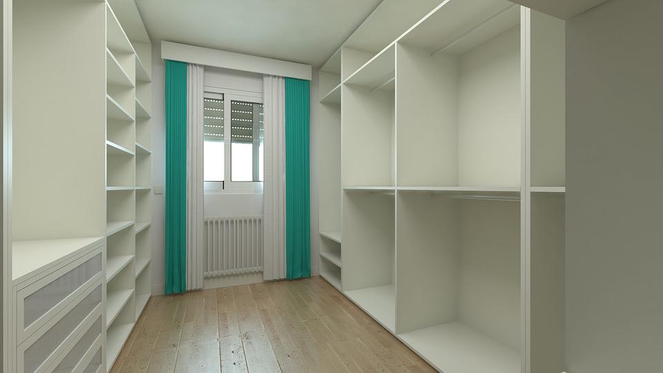 Modish Wnękowe szafy przesuwne na wymiar   PK Studio RU13